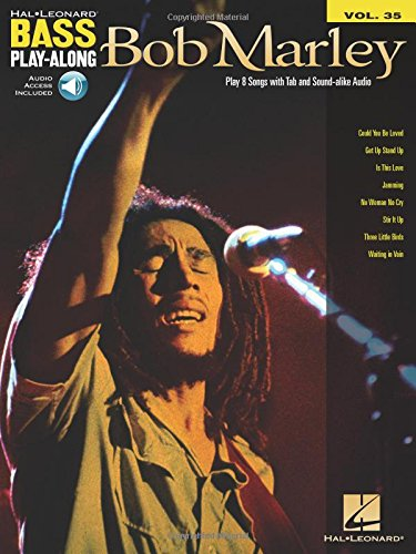 Bob Marley [With CD (Audio)] (Bass Play-along, Band 35): Bass Play-Along Volume 35