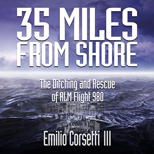 35 Miles from Shore audiobook cover art