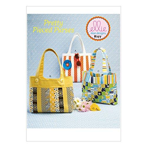 KWIK-SEW PATTERNS englisches Schnittmuster KwikSew 0177 Strandtasche, Shoppingtasche