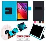reboon Hülle für Asus ZenPad 7.0 (Z370C) Tasche Cover Case Bumper | in Schwarz | Testsieger