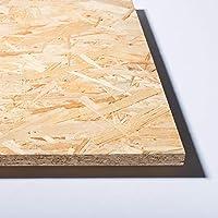 Wood Addicts. Tableros de madera OSB de 9MM. Tamaños Disponibles A0, A1, A2, A3, A4, A5 (a Elegir). Soporte para Manualidades, Decoración, Láser, CNC, Pirograbado, Pintura. (A0, 841x1189mm)