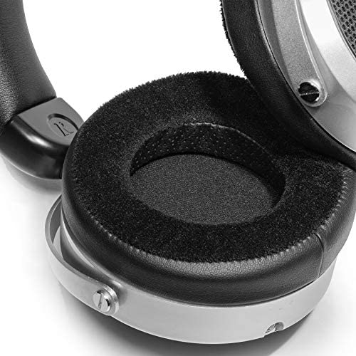 HIFIMAN HE400SE Stealth Magnets Version Over-Ear Open-Back Full-Size Planar Magnetic Wired Headphones