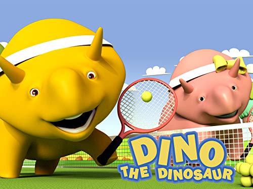Aprende con Dino el Dinosaurio