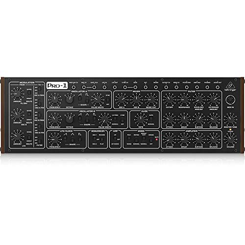 Review Of Behringer Synthesizer (PRO-1)
