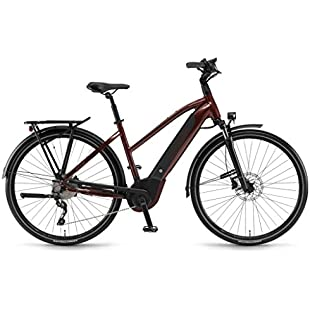 Customer reviews 'Winora Sinus i10 Womens Piemontrot 500WH 28 10 g SLX BPI (2018) RH 52:Eventmanager