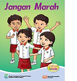 Malay Language Small Reader 3A Book 4 for Primary Schools (MLPS) (Cekap)