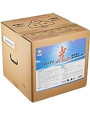 白馬(万立) 光沢復元剤 ハイバフ光 樹脂皮膜強化剤&表面洗浄剤 4020 18L