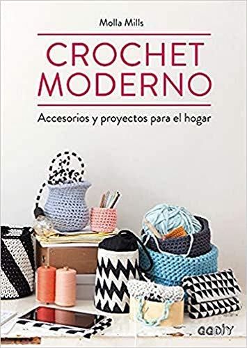Crochet moderno: Accesorios y proyectos...