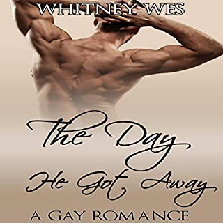 The Day He Got Away audiobook cover art