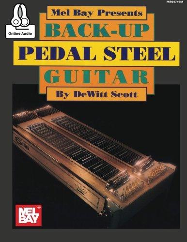 Back-Up Pedal Steel Guitar