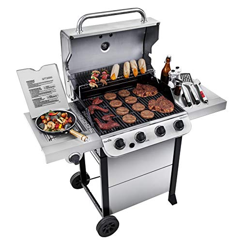 Char-Broil 463377319 Performance 4-Burner Grill Review