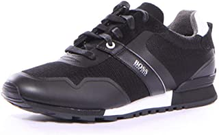 Hugo Boss Men Parkour_Runn_Meth Sneakers Shoes