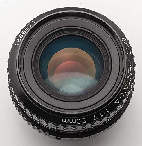 Pentax-A A SMC 50mm 50 mm 1.7 1:1.7 PK