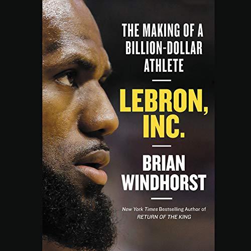 Couverture de LeBron, Inc.