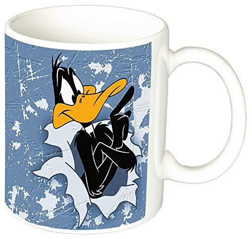 MasTazas El Pato Lucas Daffy Duck Taza Ceramica