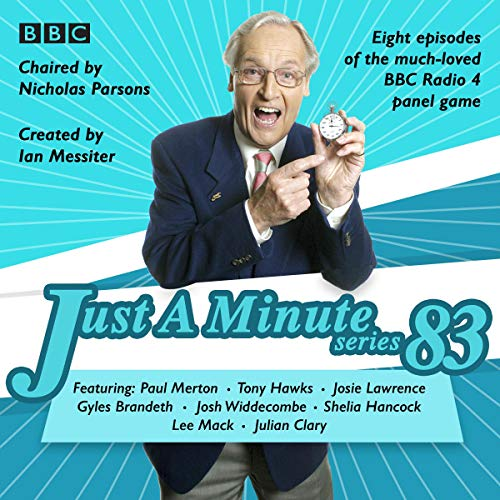 Just a Minute: Series 83 cover art