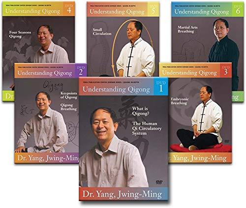 bundle: Qigong 6-DVD Bundle - Understanding Qigong (chi kung) complete...