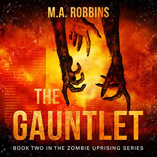 The Gauntlet audiobook cover art