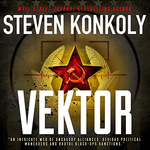 VEKTOR: A Black Flagged Thriller cover art