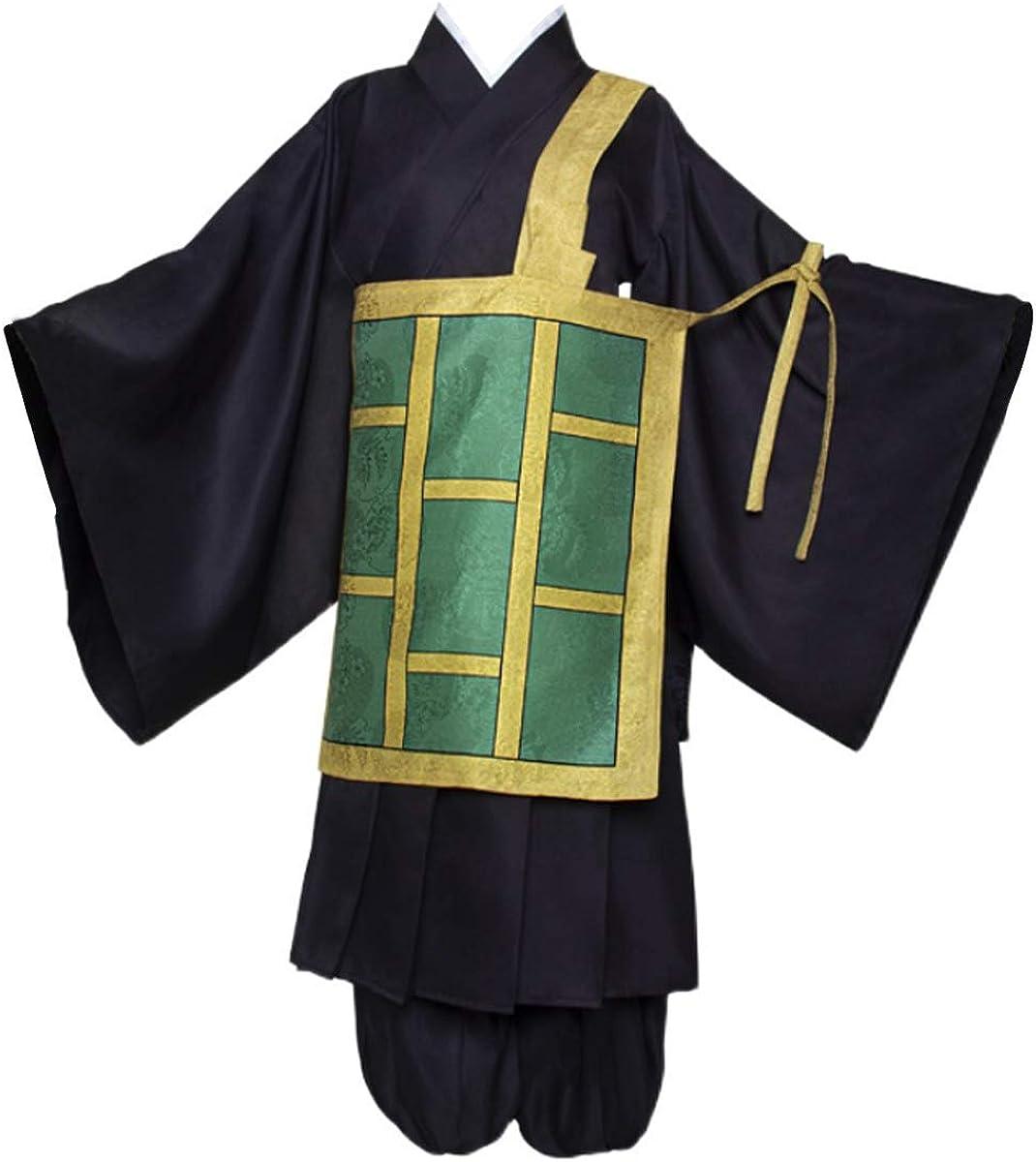 Ayazan Anime Jujutsu Kaisen Cosplay Uniform Top Halloween Costume
