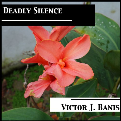 Deadly Silence audiobook cover art