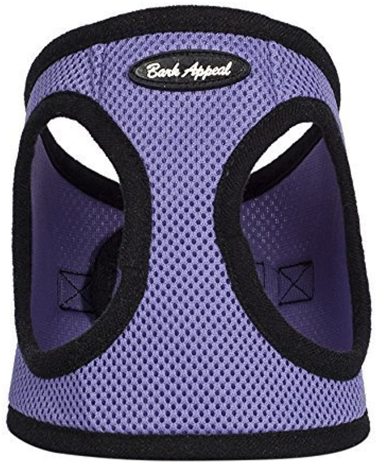 Bark Appeal Mesh Step in Harness, XXSmall, Lavender by Bark Appeal