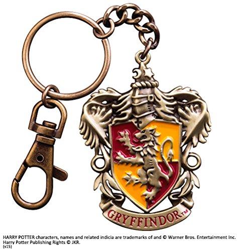 Noble Collection NN7673 Harry Potter Porte-clés Griffondor
