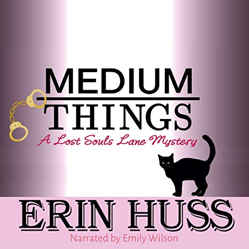 Medium Things audiobook cover art