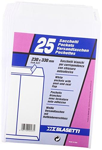 Blasetti - 537A - CF25 BUSTE STRIP SELF 23X33CM