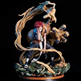 Naruto Gaara Anime Figur Charakter Modell Figurine PVC Statue Alltag Desktop-Dekoration Boxed...