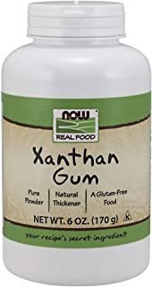 NOW real Food Xanthan 6 Ounce