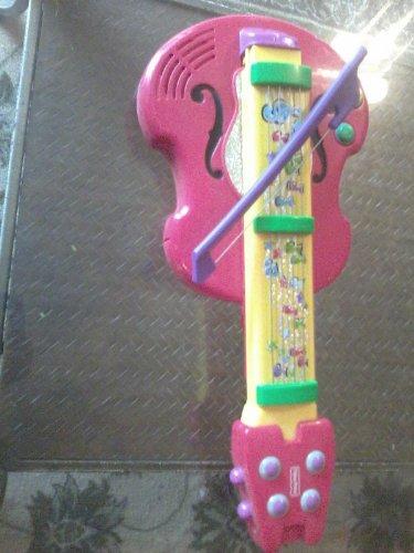 Fisher Price Guitar-Violin