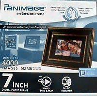 Pandigital Panimage PI7065AW 7-Inch LCD Digital Photo Frame with Remote [並行輸入品]