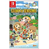 Story of Seasons: Pioneers of Olive Town(輸入版:北米)- Switch