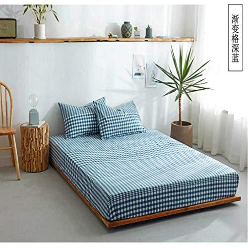 Xiaomizi Sábanas, cama doble, colchón antiarrugas super suave, 240X270cmSábana