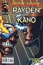 Mortal Kombat: Rayden and Kano #2