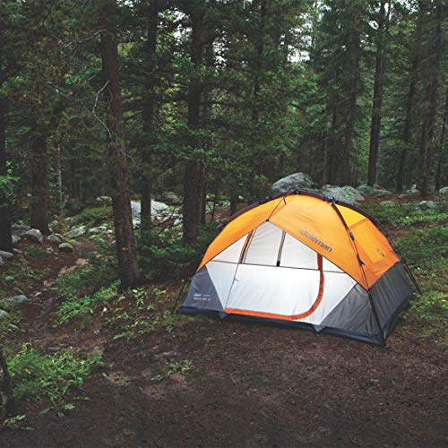 Coleman Double Hub Signature Instant Dome Tent (5-Person)
