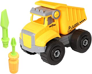 Charmed Construction Build Take-a-Part Kids toy construction trucks Vehicle (Dump truck)