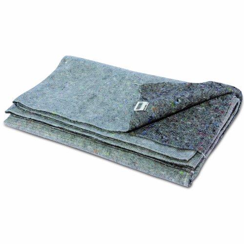 110x Packdecken 130x200cm (2,6m²) 51.2x78.7 Inch, Typ 220, Möbeldecken, Umzugsdecken, pack blanket