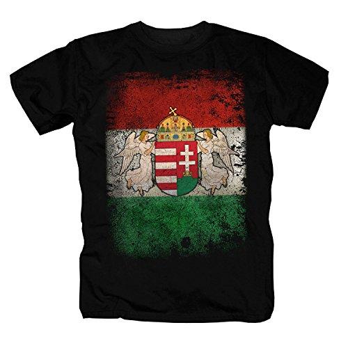 Camiseta de Hungría