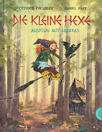 Die kleine Hexe: Ausflug mit Abraxas | Bezaubernder Bilderbuch-Klassiker für Kinder ab 4 Jahren
