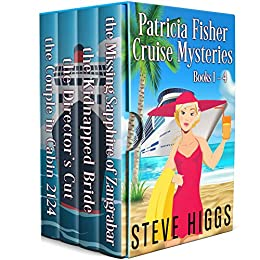 Patricia Fisher Cruise Mysteries