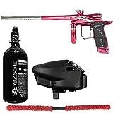 Action Village Dangerous Power G5 Spec-R Core Paintball Gun Package Kit (Solar Flare)