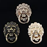 3Pcs Phone Ring Holder Finger Kickstand, PartsExtra Animal/Lion Head Shape Phone Ring Grip Stand Holder Compatible with iPhone Xs Max XR X 8 7 6 6s Plus Samsung & Other Smartphones Ring Stent Tablet