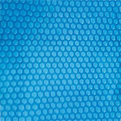 중서부 캔버스 18 `라운드 블루 솔라 덮개 3 년 보증 8 MIL MID318