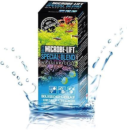 MICROBE-LIFT Special Blend – Wasserpflege, Bakterien, Süßwasser, Meerwasser, Aquarium,