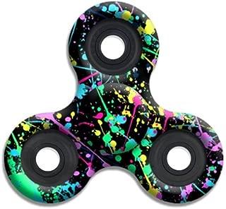 neon fidget spinner game