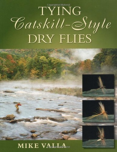 Image OfTying Catskill-Style Dry Flies By Mike Valla(2009-07-08)