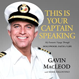 This Is Your Captain Speaking audiobook cover art