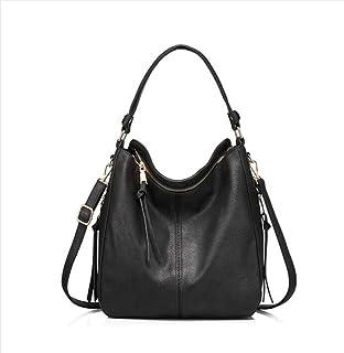 Crossbody Bags For Women Shoulder Bag Casual Vintage Soft Leather Handbag Ladies Messenger Bag